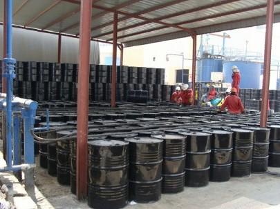 半自动桶装沥青设备,金属桶灌装机